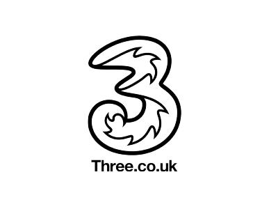 Three Mobile Content logo