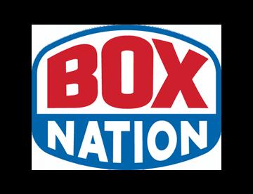 BoxNation white logo