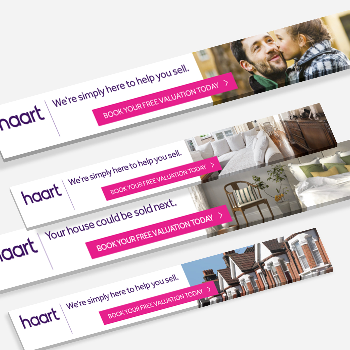Display ads: Haart