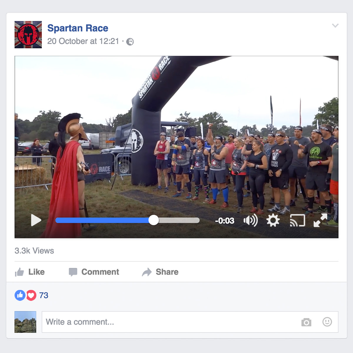 Video Production: Spartan
