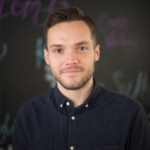 atom42 employee Jamie portrait