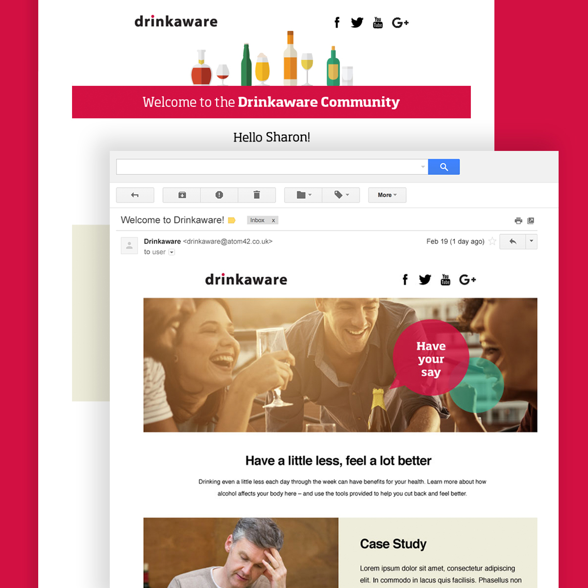 Newsletter: Drinkaware
