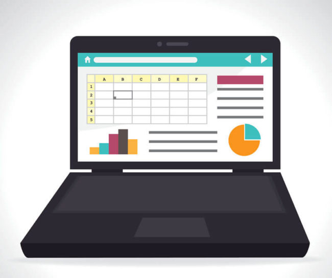 Excel dashboard reporting speed hack