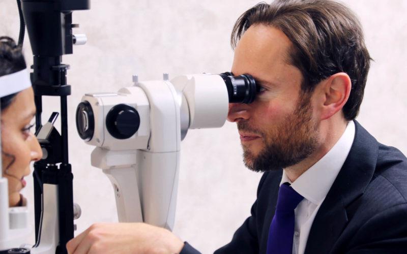 Dr Allon Barson from OCL Vision